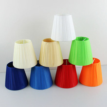 NEW!!! 14cm small glass chandelier lamp shades, modern wall lasmp cover, Clip on(China)