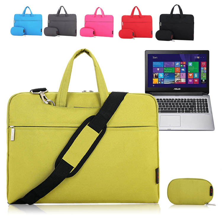 For ASUS Transformer Book Flip TP500LA 15.6 Laptop Shoulder Bag Soft Pouch Zipper Sleeve Protective Case Briefcase Messenger<br><br>Aliexpress