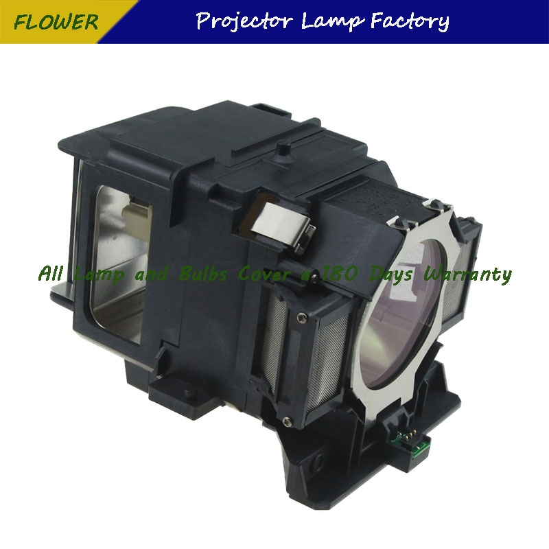 ELPLP52 V13H010L52 Summer Promotion  Free shipping Brand NewProjector Bare Lamp with housing For  EPSON EB Z8000WU, Z8000WUNL<br>