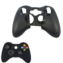 1PCs New Quality Silicone Skin Case Soft Protective Case Cover for XBOX 360 Game Controller Gift for Boys Game Accessories