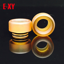 810 PEI drip tips 810 Vape Drip Tips Electronic Cigarette wide bore Mouthpiece for Kennedy24 Mad Dog Tank RBA atomizer