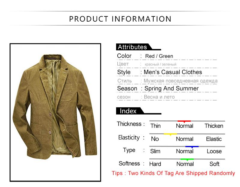 Blazer Ceket Erkek (1)
