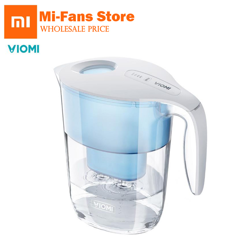 Update Original Xiaomi mijia Kettle Viomi Super Filter Kettle Ultra Violet Disinfection Seven Heavy Multi Effect Filters