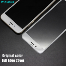 9H 2.5D Full Cover Tempered Glass Screen Protector Guard Film For iPhone 7 plus 6s 6 plus mobile phone screen saver defender