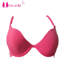 Mierside WX054 free shipping push up bra soft bra women underwear Candy colors 32B 34B 38B 40B(China)