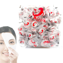 100pcs Compress Facial Mask Whitening Acne Treatment Skin Care Moisturizing Paper Film Cloth DIY Mask Beauty Tools Face Mask D25(China)