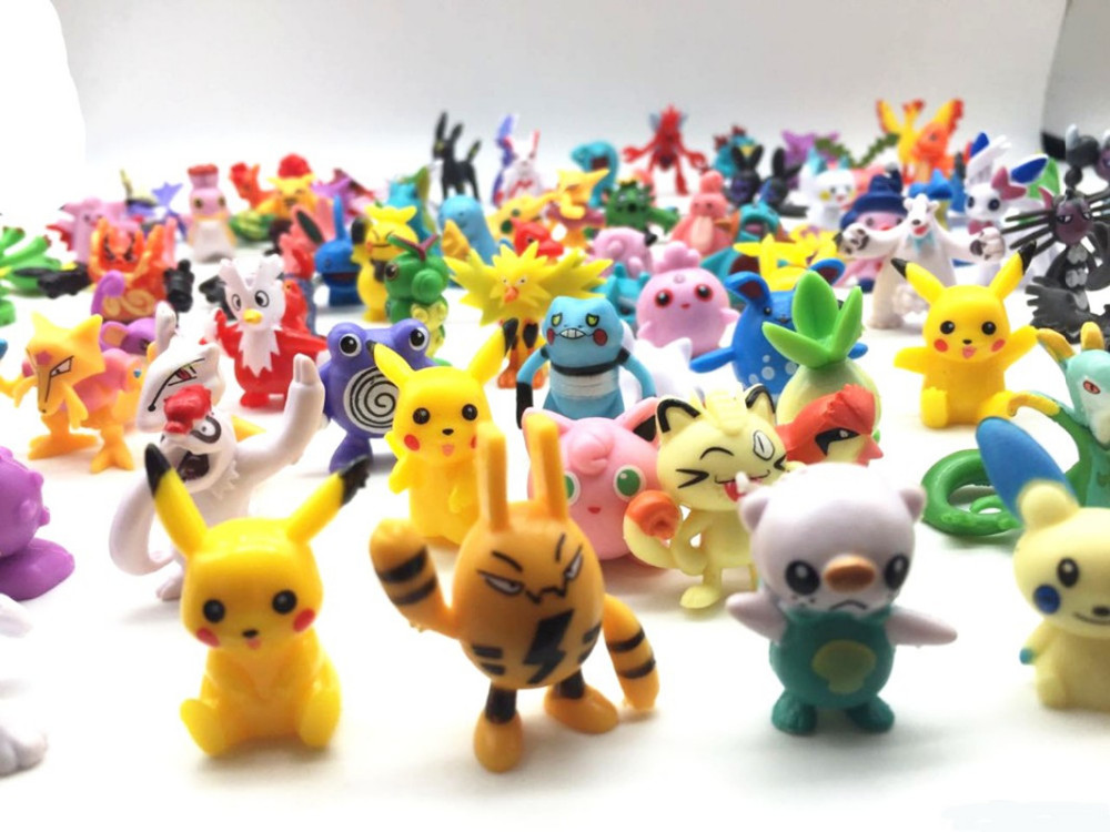144Pcs lepin anime Figures Toys brand games Multicolor Children toy figure Eevee Bulbasaur Suicune kids toys party supply decor<br><br>Aliexpress