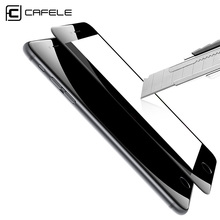 CAFELE Full-screen Soft Edge Protection Film for iPhone 7 Protection Phone Screen Saver for iPhone 7 plus Protective Film