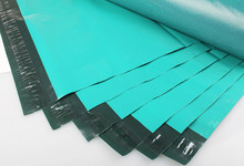 50*60cm Green Poly Mailer Envelopes Shipping Bag Plastic Mailing Bags Polybag Poly mailer 100pcs/lot Free shipping