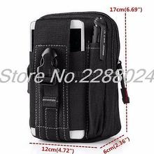universal case Waist Bag smartPhone Pack Sport Mini Vice Pocket for huawei NOVE honor 6X p8 p9 lite mate 8 9(China)
