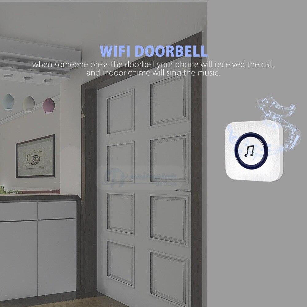 04 Wifi Video Doorbell