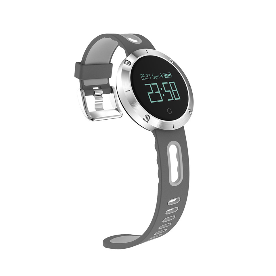 Teyo Heart Rate Monitor Smart Band Fitness Bracelet Blood Pressure Sleep Tracker Pedometer Bluetooth Wristband For Android IOS 30