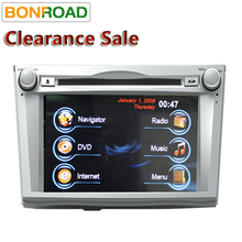 7 Inch Touch Screen 2 Din Car DVD Player for Outback Legacy with GPS Navigation Radiao Video MP3 Multimedia Player Free Map(China)