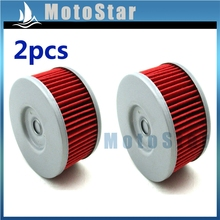 2x Oil Filter For Beta Jonathan EURO 350 DR250S GZ250 ALP 4.0 GN250 DR350S(China)