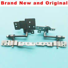 NEW Original hinge For LENOVO Y700-15 Left + Right LCD screen hinges AM0ZH000400(China)