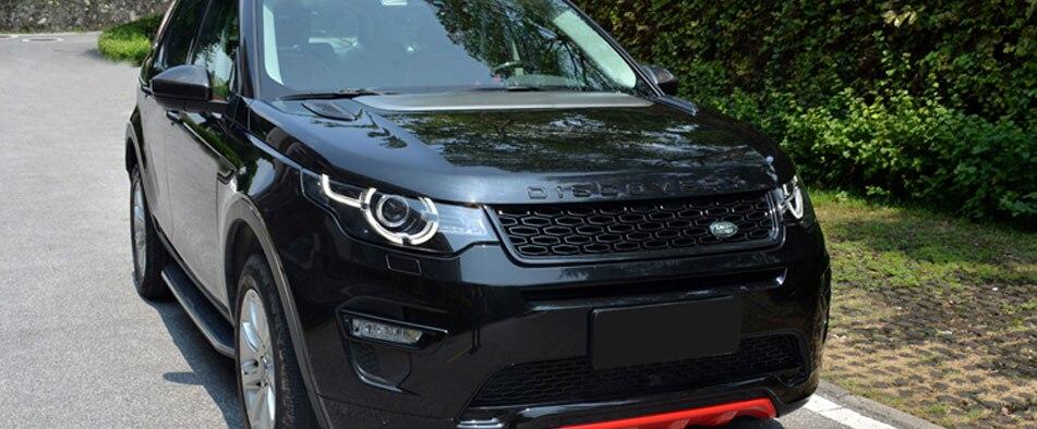 Land Rover Defender Espejo Negro Brillante Head-un par XS nuevo estilo.