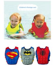 Kids 2-6 Years Baby Swim Vest Float Cartoon Boy Girl Buoyancy Swimwear Child Vest Safety Inflatable Swimming Pool Accessories(China)