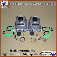 QZ industrial High performance high precision high quality for YAMAHA 250CC motorcycle XV250 cylinder kits