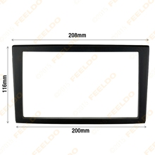 Car Refitting Radio Stereo DVD Frame Fascia Dash Panel Installation Kits For Mazda Premacy(99~04) #FD-1760