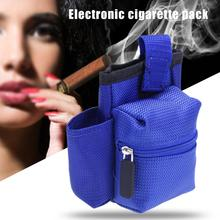elettronica Accessories bag hold vape mod atomizer tank battery box mod cool fashion bag Electronic Cigarette Bag