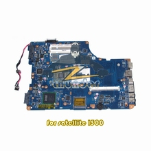 K000080430 KSWAA LA-4981P for Toshiba Satellite L500 laptop motherboard GM45 DDR2 With graphics slot(China)