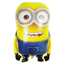 92*65cm Big Size Despicable Me Balloon Minions inflatable air Balls Classic Toys Christmas Birthday Wedding Party Supplies