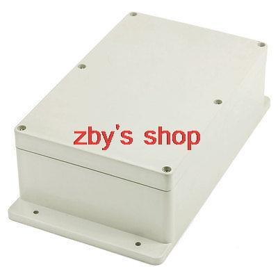 272x150x83mm Waterproof Power Project Plastic Enclose Case Junction Box<br>