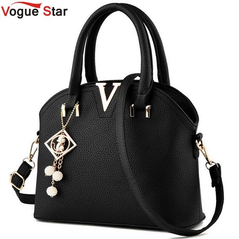 Vogue Star 2017 Brand Women Handbag European and American Fashion Messenger Bags Shell Shoulder Bag Woman Handbag LA120<br><br>Aliexpress