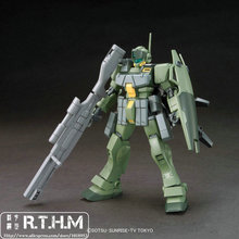 Bandai HGBF 1/144 010 GM Sniper K9 Gundam Scale model
