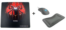 Cool spider Mousepad Mouse Pad antiskid game professional positioning precision high sensitive mouse pad