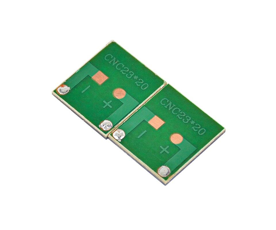 Aoshike Pcs Solar Panel China Painel Solar Polycrystalline Silicon Solar Cell DIY Technology Mini Material 0.5V 80MA 4