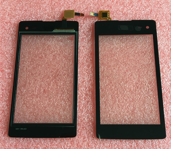 5pcs/lot Touch panel Digitizer For Acer Liquid Z220  Black color Free shipping!<br><br>Aliexpress