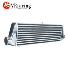 "VR RACING - 550*180*65mm Universal Turbo Intercooler bar&plate OD=2.5"" Front Mount intercooler VR-IN812-25(China)"