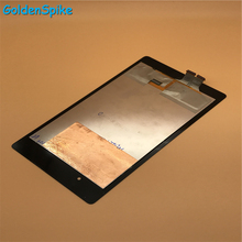 For Asus Google Nexus 7 2nd Gen 2013 Touch Screen Digitizer + LCD Display Panel Assembly Parts Free Tools Black
