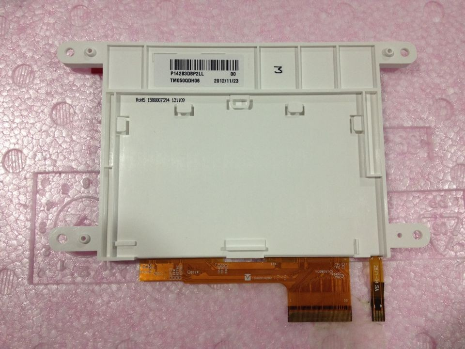 Pegasus 5 inch TM050QDH06 new in original packaging industrial LCD screen<br><br>Aliexpress