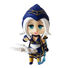 NEW hot 10cm ashe collector action figure toys Christmas gift doll(China)