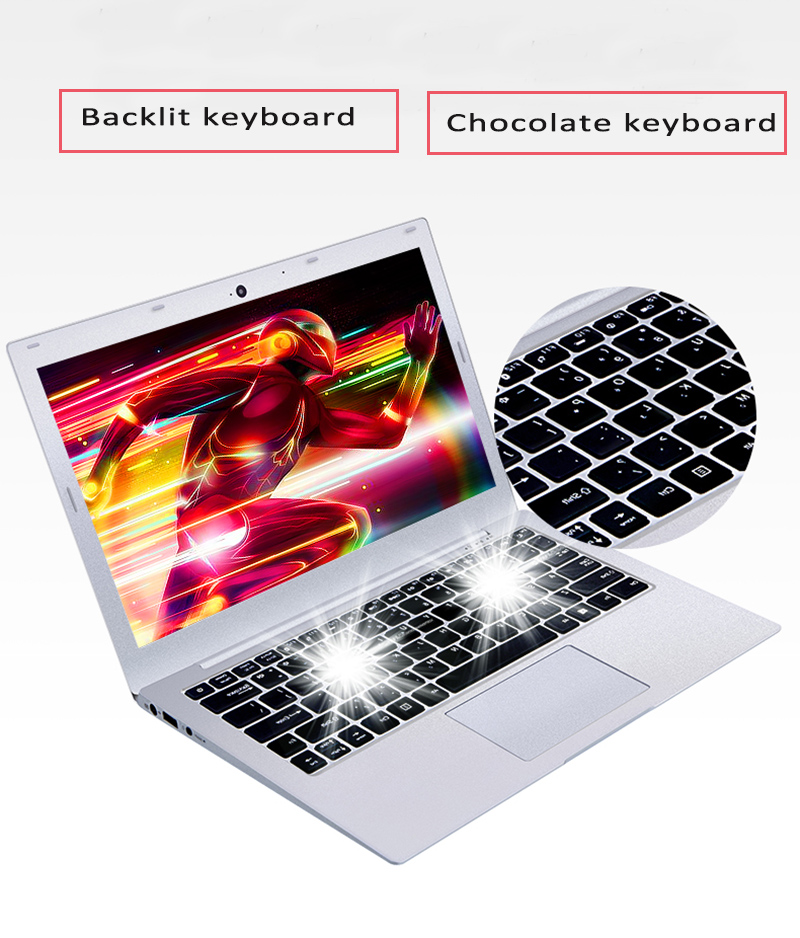 backlit keyboard a