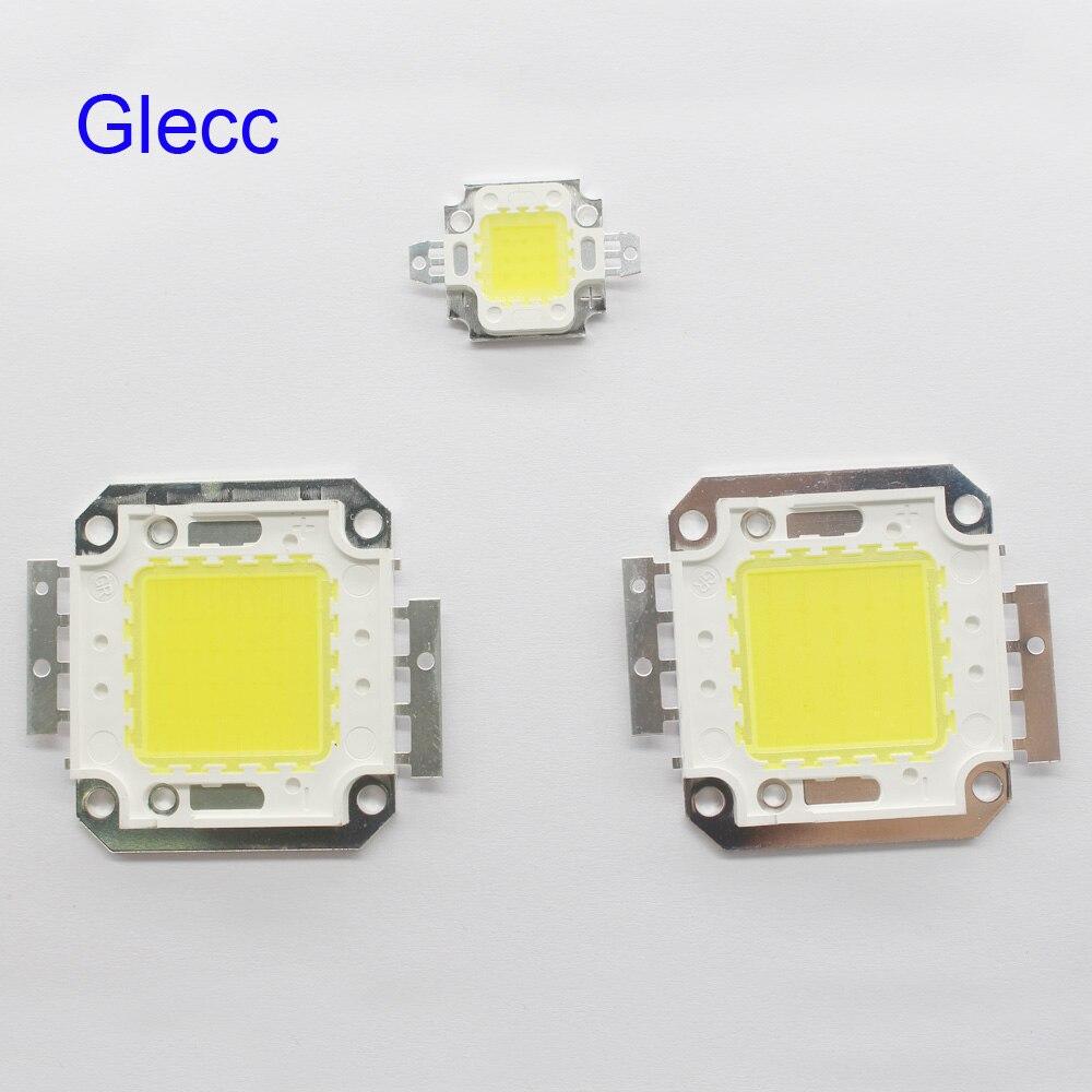 Chip de luz LED COB Redondo 3W//5W//7W//10W Super brillante Bombilla Lámpara Blanco Cálido//Frío