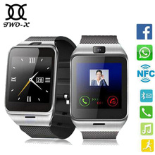 2016 Aplus GV18 Smart watch phone GSM NFC Camera wrist Watch SIM card Smartwatch for Samsung Android Phone