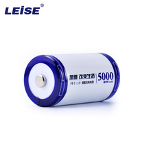 Leise 1Pc 1.2V 5000mAh High Capacity Ni MH Rechargeable Battery Environmental Friendly And Durable Battery High Performance(China)