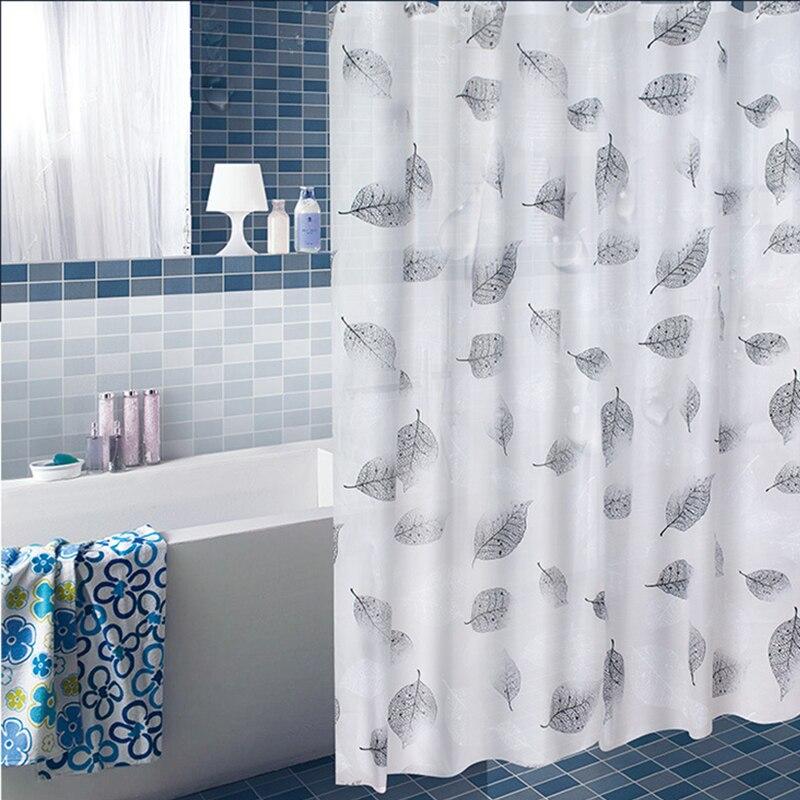Sanitary Ware Suite Bathroom Fixtures 3d Shower Curtains Home Bathroom Water Cube Peva Shower Curtain Clear Thicker Sanitary Ware Suite Cortina Rideau De Douche Aa