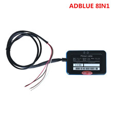 best price in china V3.0 adblue 8in1 with NOx sensor !!! Adblue Emulation ( 8 in 1 ) Module obd ii tool adblue 8 in 1 for Truck(China)