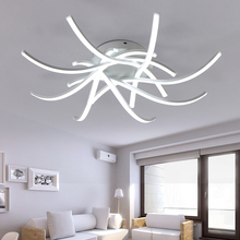 Modern Led Circle Rings Ceiling Lights For Living Room Bedroom light Fixture LED Ceiling Lamp Light Surface Mounted Ceiling Lamp