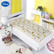 Disney Cartoon Winnie the Pooh Mattress Protection Pad Mattress Topper Bedding Children Adult Bed Berber Fleece Polyester 3 Size(China)