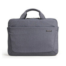 "14.1"" Men Nylon Gray Waterproof Laptop Bag Shoulder Handbag Notebook Computer Bag Casual Travel Messenger Briefcase Work bag(China)"