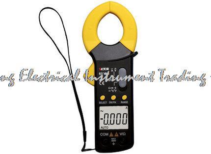 Fast arrival VICTOR Volt Amp Ohm Meter Digital Clamp meter Clamp meter VICTOR 6016B<br>