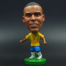 Soccer Player Star 9# RONALDO (BRA-2002) 2.5