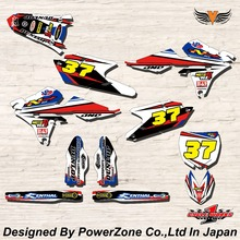 WR YZ YZF 125 250 400 450  Team Graphics Backgrounds Decals Stickers ONE Motor cross Motorcycle Dirt Bike MX Racing Parts