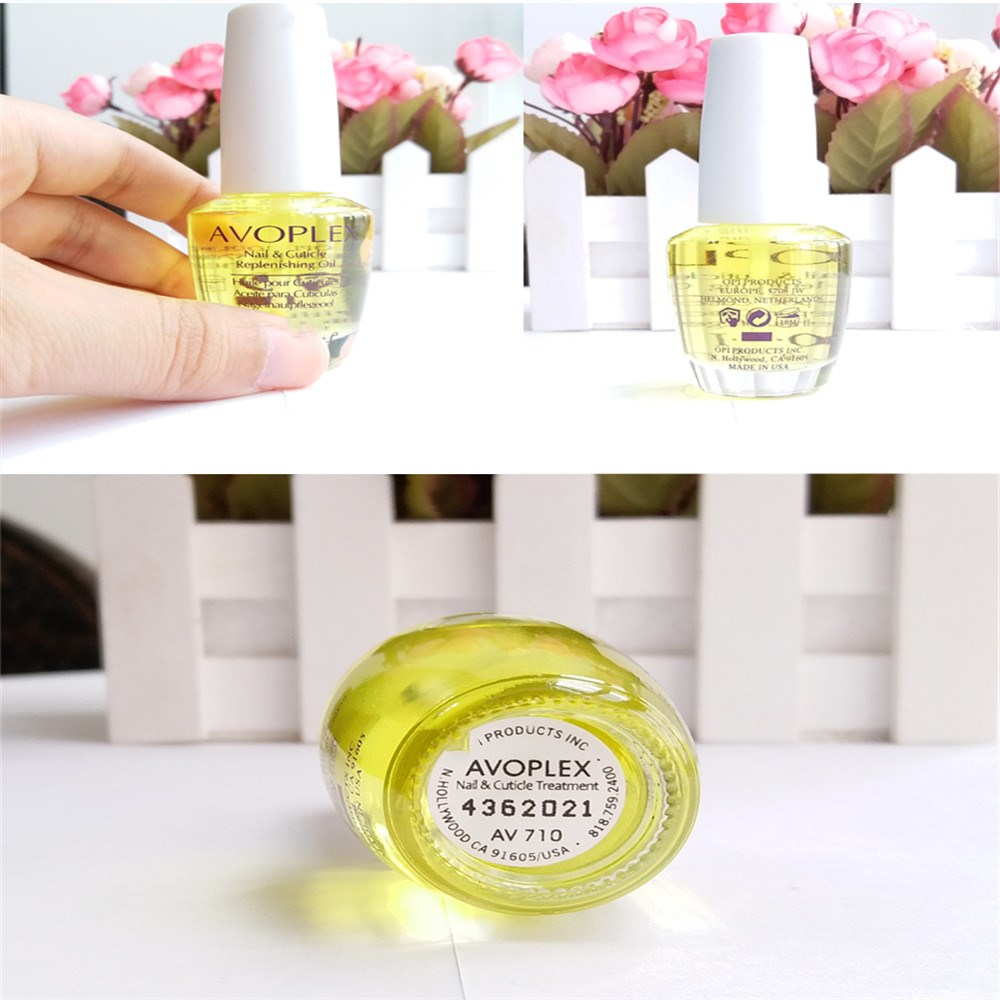1pc Nourishment Oil Nail Cuticle Processing Tools Nutritional Nail Polish Oil UV Gel Nail Treatment Nail Care Fruit Handcream 2