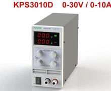 KPS3010D Adjustable High Precision Double LED Display Switch DC Power Supply KPS-3010D Protection Function 30V10A 110V-230V